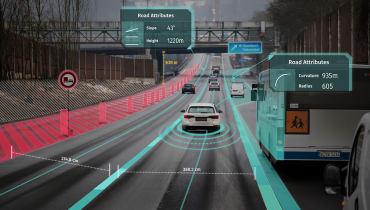 Roboterautos brauchen mehr als Kameras und Sensoren
