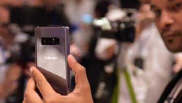 Samsung Galaxy Note 8 im Test: Super Display, schlechter Akku