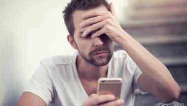 Facebook-Posts können verraten, wer an Depressionen leidet