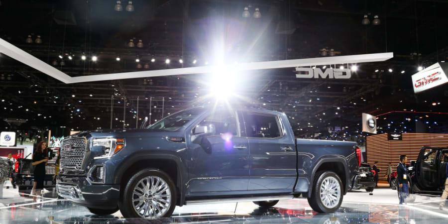 Benzin statt Batterie: Elektroautos spielen bei der L.A. Auto Show nur eine Nebenrolle | WIRED Germany