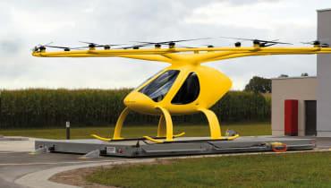 Der ADAC kommt bald mit dem Volocopter