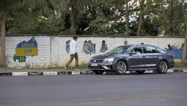 Volkswagen verfolgt einen ehrgeizigen Plan, um das Carsharing in Afrika zu revolutionieren