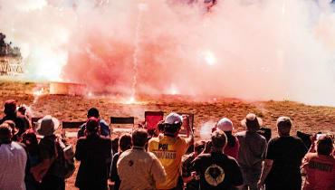 Big Bang! Zu Besuch beim Festival der Böller- und Raketenbauer in Wyoming