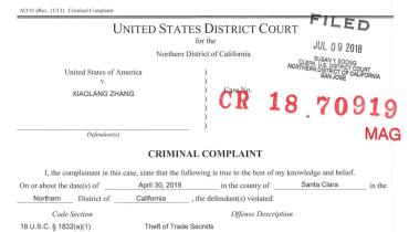 Ein FBI-Dokument verrät Details über Apples geheimes Autoprojekt