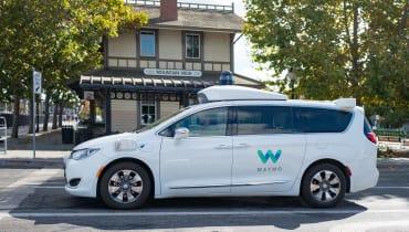 Waymo One: Der erste autonome Taxidienst ist gestartet