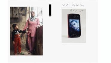 Flüchtlinge erzählen die Story hinter ihrem liebsten Smartphone-Foto