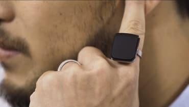 Dieser Ring macht eure Hand zum Smartphone