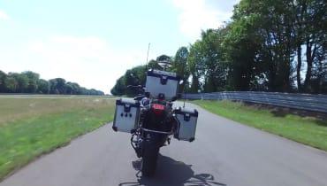 BMW hat ein selbstfahrendes Motorrad entwickelt