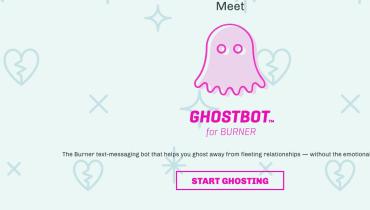Ghostbot hilft euch, nervige Online-Dates loszuwerden