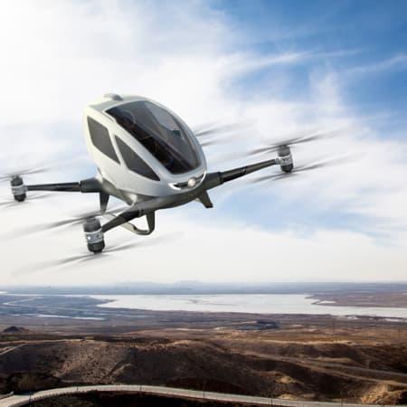 Das Taxi der Zukunft fliegt pilotenlos ans Ziel | WIRED Germany