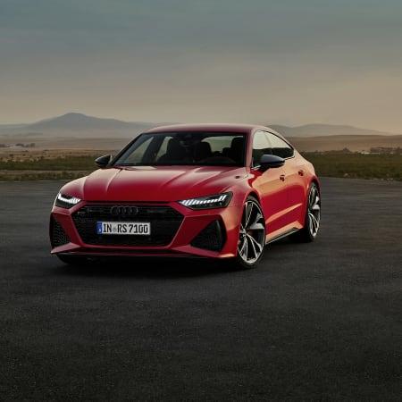 IAA-Premiere : Feurige Neuauflage: Das ist der Audi RS 7 Sportback 2020