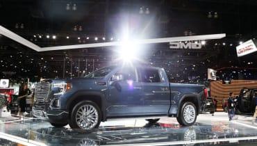Benzin statt Batterie: Elektroautos spielen bei der L.A. Auto Show nur eine Nebenrolle