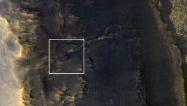 Die NASA hat den Mars-Rover Opportunity wiederentdeckt