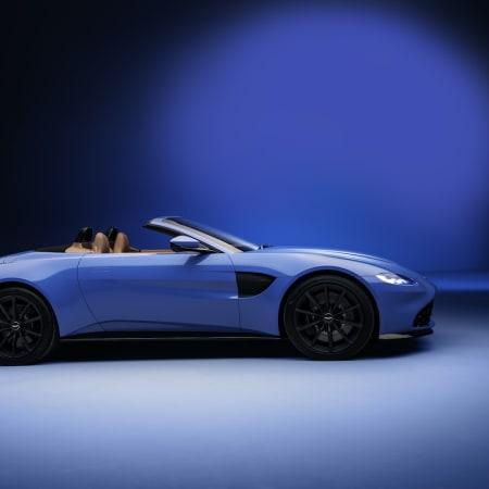 Roadster : Aston Martin Vantage Roadster - Der Brite mit dem Blitzverdeck