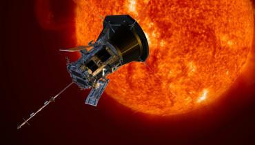 Die Sonnensonde der NASA ist auf dem Weg