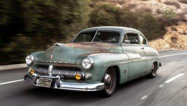 Bastler verwandeln Oldtimer von 1949 zum E-Auto