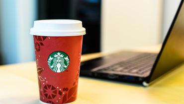 Hacker lassen Bitcoin bei Starbucks schürfen