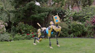 Wie der Robo-Hund aus dem Spiel ReCore zum Leben erweckt wurde