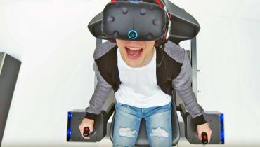 Mario Kart in der VR-Spielhölle: Diese Firma will's möglich machen