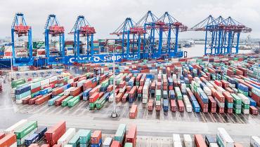 Warum am Hamburger Hafen schon autonome Fahrzeuge im Einsatz sind