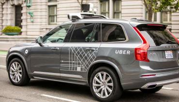 UBERs Testwagen hatte sechs Sekunden zum Bremsen