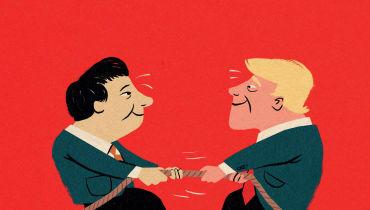 Der USA-Handelsstreit mit China: Wer zoll das bezahlen?
