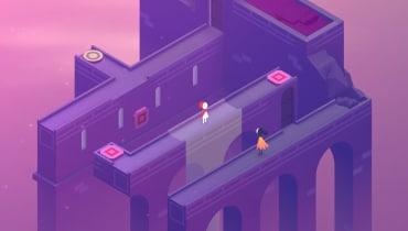 """Wunderschönes Puzzle-Game: """"Monument Valley"""" bekommt ein Kind"""