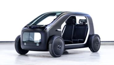 Weltpremiere des SIN: Ein schlankes Elektroauto mit dänischem Design