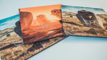 """Gewinne eine von drei handsignierten """"Equinoxe Infinity""""-Platten von Jean-Michel Jarre"""