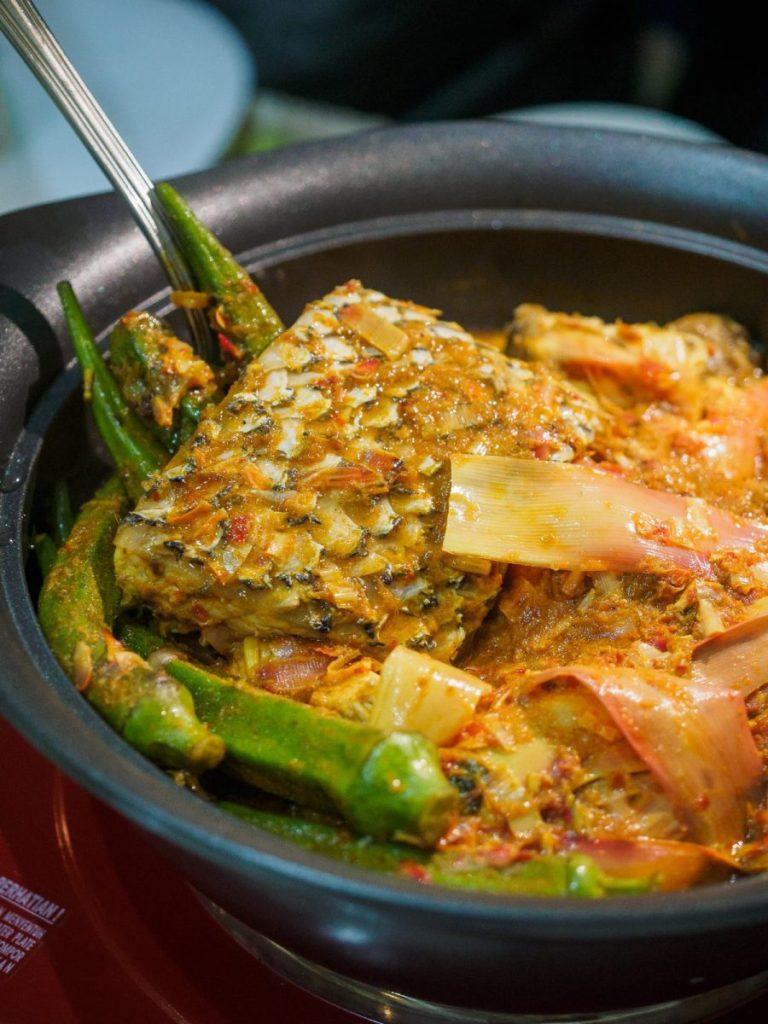 Daging Ikan Masak Kencong