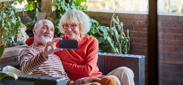 Staying connected with Grandparents