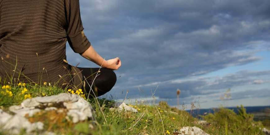 Cellular and Genetic Changes from Meditation, and Why that Matters for Keeping your Liver (and you!) Happy.