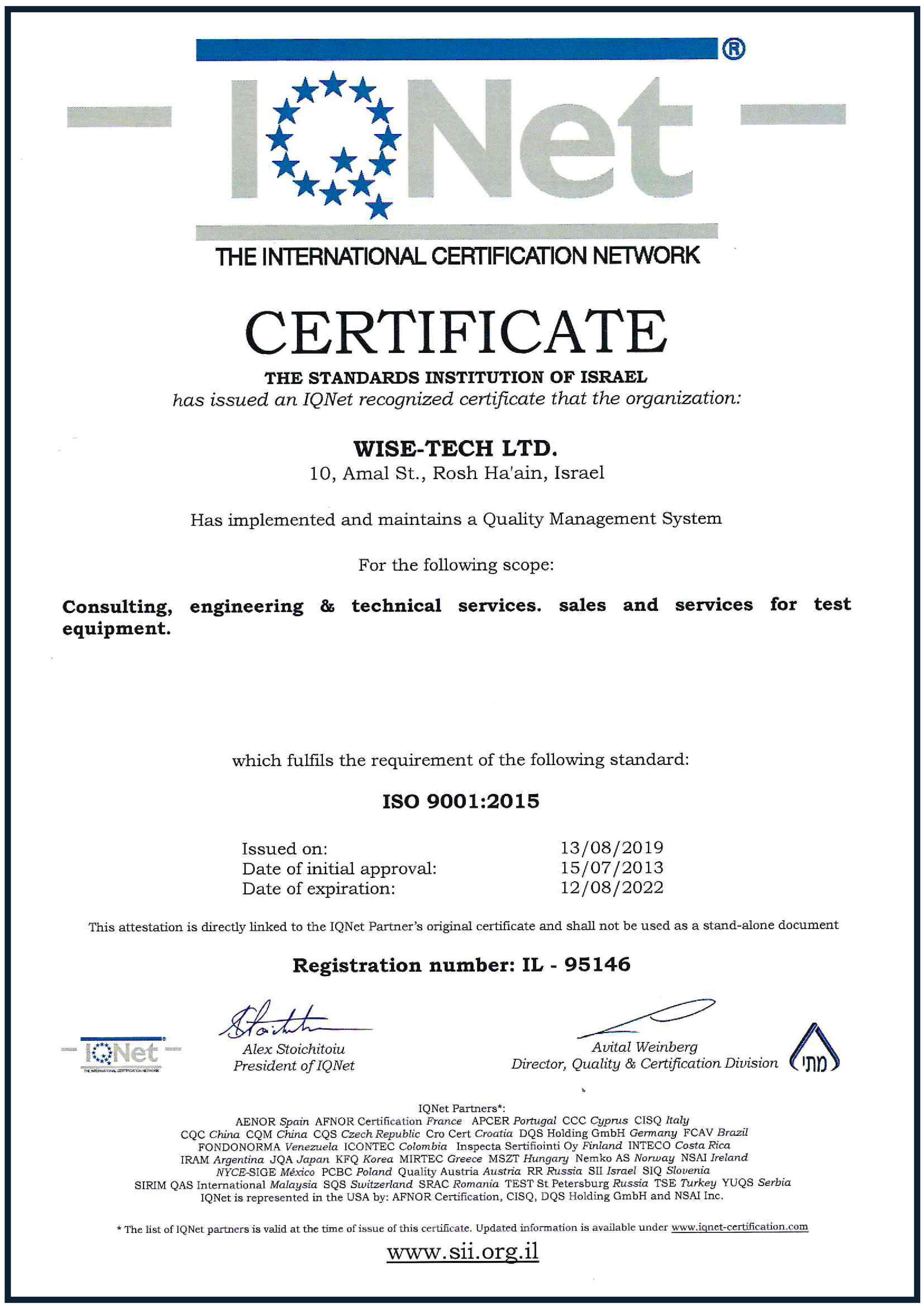 ISO 9001 01