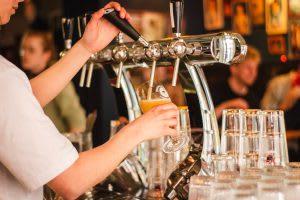 man, glasses, bar, beer, beverage inventory management