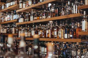bar, bottles, shelf, liquor, touchbistro inventory management, wisk