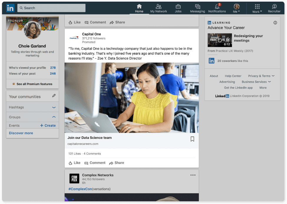 LinkedIn Ads Marketing - withGovind