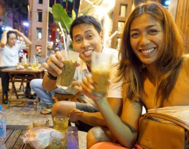 Only a local guide can tell you where to find the best iced Vietnamese coffee in Ho Chi Minh City.