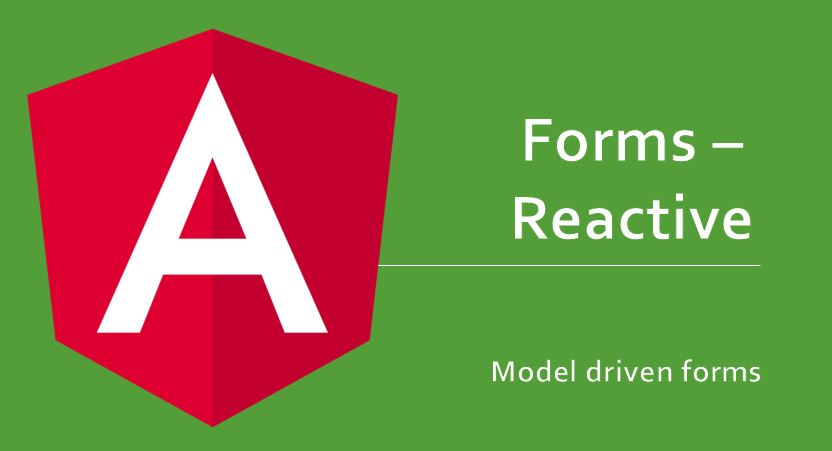 Angular Forms : Reactive