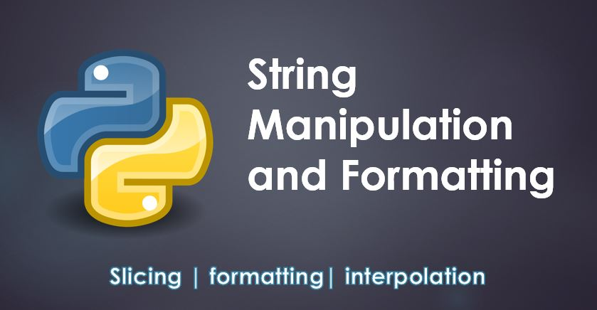 String Manipulation and Formatting