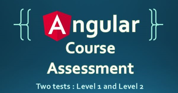 Exam : Complete Angular Course