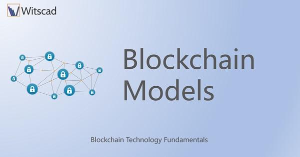 Blockchain Models