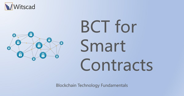 Suitability of BCT for Smart Contracts