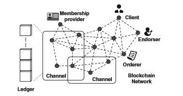 Typical architecture of BCT solutions