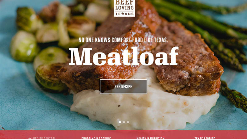 Fresh Code: Beef Loving Texans has launched!