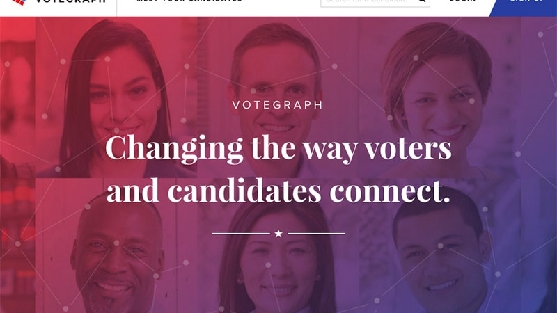 Fresh Code: Votegraph.com has launched!