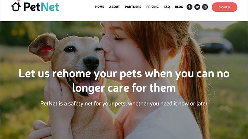 Fresh Code: Petnet.love has launched!