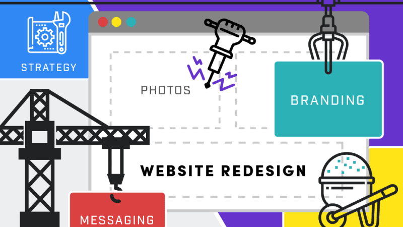 7 Things to Consider When Redesigning Your Own Website