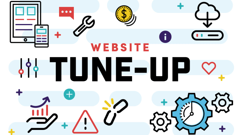 Top 10 Website Tune-Up Items for 2018