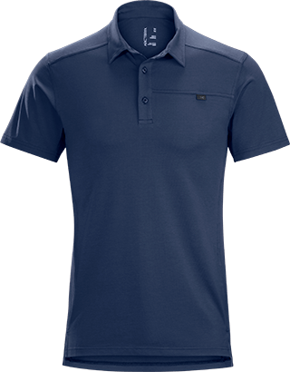 Arc'teryx-Captive Short-Sleeve Polo - Men's