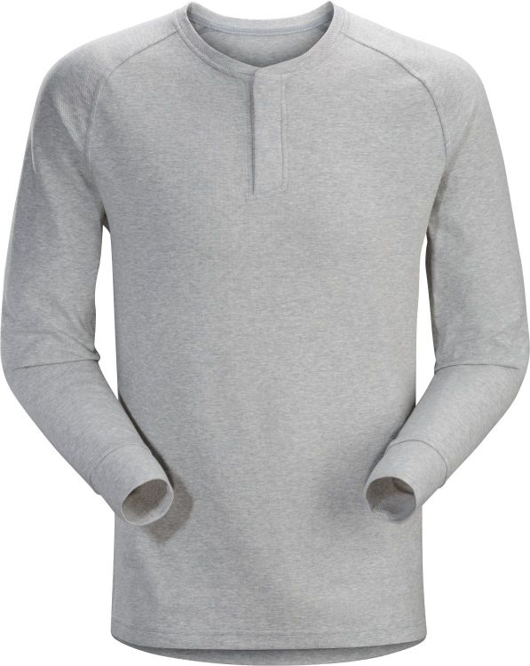 Arc'teryx-Sirrus Long-Sleeve Henley - Men's